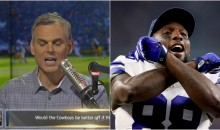 Colin Cowherd: 'Dez Bryant is The Most Overrated Player in The NFL' (Video)