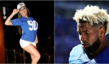 Porn Star & Giants Fan Richelle Ryan Says She Can Calm Odell Beckham Jr. Down (Video)