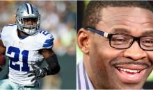 Michael Irvin Says Ezekiel Elliott Running The Football Makes Him Want to Self Pleasure Himself