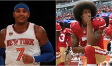 Melo Says Kaepernick's Kneeling is Not Doing Anything To Create Change