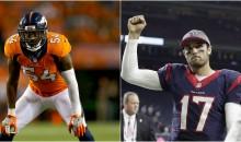 "Brandon Marshall On Broncos Defense Facing Texans QB Brock Osweiler: ""We Want To Kill Him."""