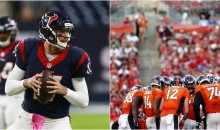 Texans QB Brock Osweiler on Broncos Trash Talk: 'Seems Like They Miss Me' (Video)