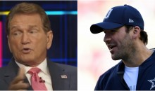 Joe Theismann Believes Tony Romo Should Retire NOW (Video)