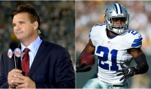 NFL Network's Brian Baldinger Says The Eagles Should Purposely Injure Ezekiel Elliott (Audio)