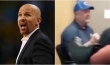 Jason Kidd Buys Cubs Fanatic & Milwaukee Bucks Employee Ticket to World Series (Video)