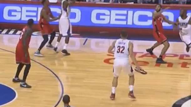 blake-griffin-throws-shoe-at-cory-joseph-hits-him-in-the-face