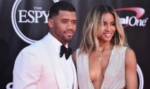 RUMOR: Ciara May Be Pregnant With Russell Wilson's Kid