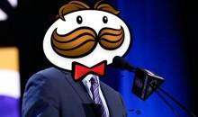 Patriots TE Martellus Bennett: Roger Goodell 'Looks Like a Pringles Guy.'