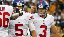 Giants K Josh Brown Admits to Beating Up Wife & Calling Her a Slave