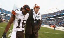 Browns WR Andrew Hawkins Says He Cries Before Every Game