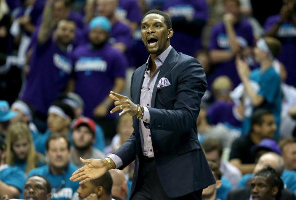 Miami Heat v Charlotte Hornets - Game Four