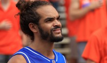 Joakim Noah Skips Dinner With Cadets Because He's 'Anti-War' (Video)
