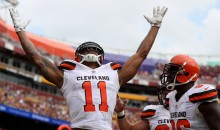 Report: Browns Willing to Trade Anyone on Roster Except Terrelle Pryor