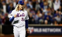 Noah Syndergaard Pitched His A** Off, Lost the Wild Card Game, Then Put Up This Tweet