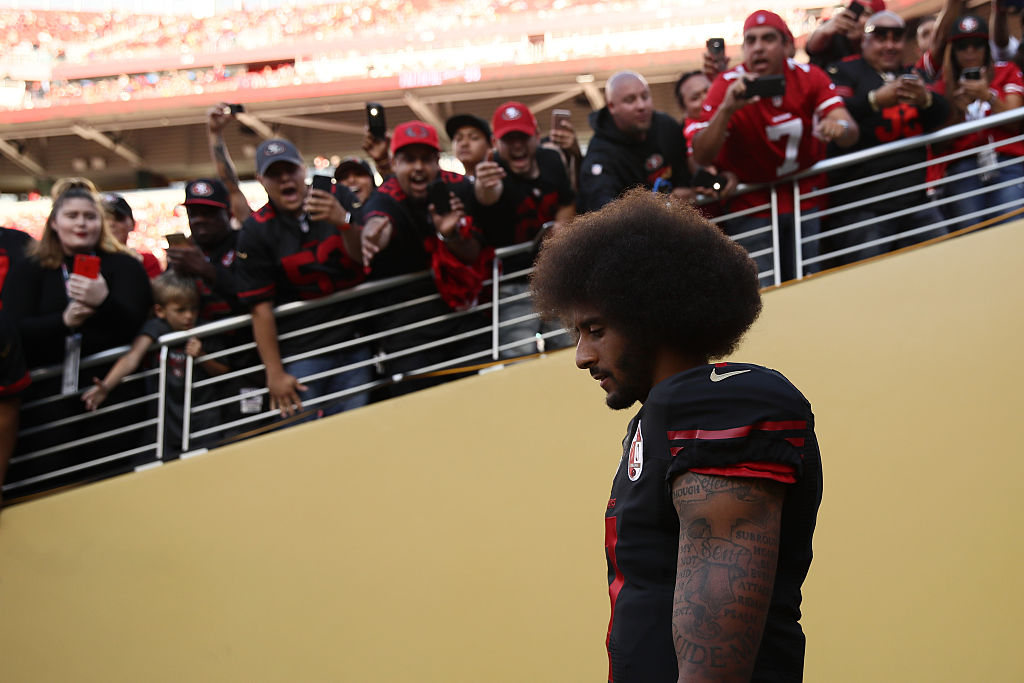 Chip Kelly doesn't rule out benching Blaine Gabbert for Colin Kaepernick