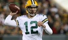 Aaron Rodgers' Teammates Joked About Him Being Gay Early in His Career