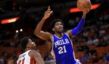 Joel Embiid Says He Learned How to Shoot by 'Watching Regular White People'