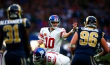 Eli Manning Denies Using a 'Trump' Audible vs. Rams This Week (Video)