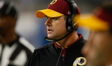 Redskins Coach Jay Gruden Says 'He Didn't Know It Was Possible To Tie' In The NFL