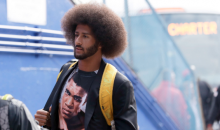 Report: Bills Fan Throws Beer Bottle at Kaepernick on Sideline