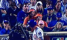 "Twitter Goes Nuts Over ""Marlins Woman"" Sitting Next to Marlins Man at Wrigley (Pic + Tweets)"