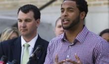 Raiders S Nate Allen Suing Police Over False Masturbation Arrest (Video)