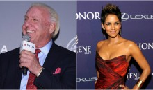 Ric Flair Claims He Got Down with Halle Berry After Her David Justice Divorce (Audio)