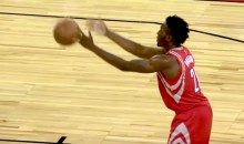 Rockets Rookie Chinanu Onuaku Shoots Granny Style Free Throws (Video)