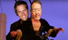 "Brady & Belichick Are Awesome in This Celine Dion ""My Heart Will Go On"" Face Swap (Video)"