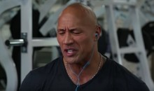 The Rock Watched His First WWE Match 20 Years Later, and He's…Not Impressed (Video)