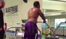 Ray Rice Is Still Training for an NFL Comeback…And Looking Good (Video)