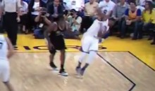 Andre Iguodala's Flopping Is Already in Mid-Season Form (Video)