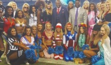 The Titans' Cheerleaders Are Killin' It with Their Halloween Costumes (Pics and Videos)