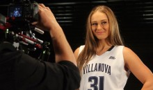 Meet Villanova Sophomore Adrianna Hahn, College Basketball's Hottest Shooter (Pics)