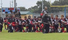Kids' Football Season Cancelled Because They Kneeled During National Anthem