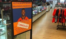 Store Owner Cancelled Brandon Marshall's Event Over National Anthem Protest
