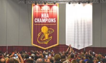 Cavaliers Championship Banner to Include Names of Every Season-Ticket Holder