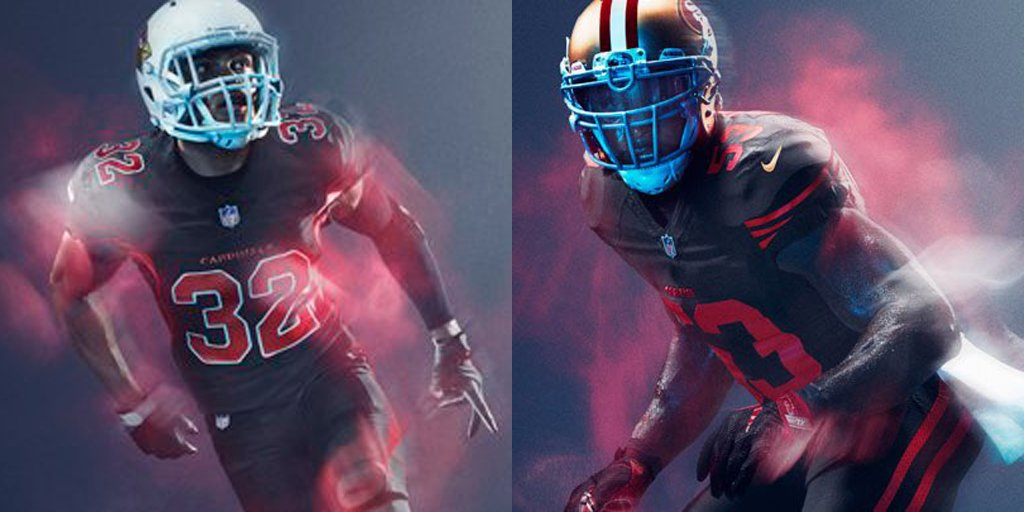 Cardinals Won't Wear 'Color Rush' Uniforms Because They Look Just Like The 49ers | Total Pro Sports