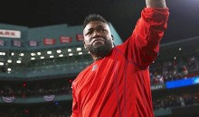 Must See: Big Papi Says Emotional Goodbye to Fenway Faithful After Indians Eliminate Red Sox (Videos)