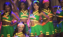 Cowboys Cheerleaders Show Off 'Bring it On' Halloween Costumes (Photos & Video)