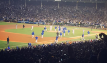 Salty Dodgers Pitcher Calls Chicago Cubs Fans 'F*cking Idiots' For Throwing Beer