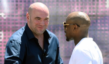 Floyd Mayweather Puts Dana White on Blast For Getting Rich by Underpaying UFC Fighters (Video)