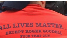 Patriots Fan Wears Hilarious Shirt Taking Shots At Roger Goodell