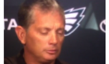 Eagles DC Jim Schwartz Forgets Who The Redskins' QB Is During Press Conference (Video)