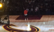 Joakim Noah Refused To Stop Shooting FT's During Cavs Ring Ceremony