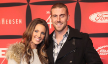 Alex Smith's Wife Tells Weatherman to Stick to The Weather For Throwing Shots at Her Husband