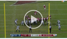 Australian Commentators Call The End Of The Cardinals/Seahawks in Hilarious Fashion (Video)
