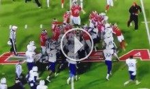 Huge Brawl Breaks Out Between Old Dominion & Western Kentucky Players (Video)