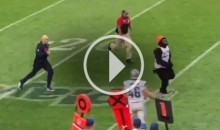Fan in Gorilla Suit & #AllLivesMatter Shirt Runs on Field During Bears Game (Video)