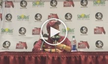 Jimbo Fisher on Refs: 'Hold The Damn Officials Accountable For Terrible Calls' (Video)
